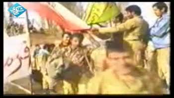 نماهنگ ورود رزمندگان به جبهه