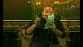 حاج حسین سازور- شب ششم محرم - 92