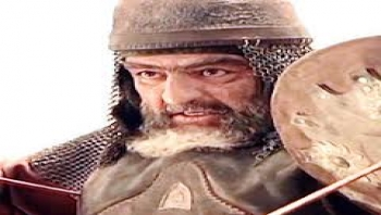 فیلم لحظه شهادت زهیر بن قین