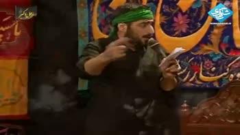 سیدمجید بنی فاطمه-زمینه شب هشتم محرم-92