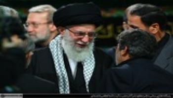 محمدرضا طاهری-مراسم شب آخر حسینیه امام خمینی-محرم92