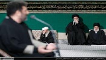 حاج سعید حدادیان-شب عاشورا حسینیه ی امام خمینی-محرم92