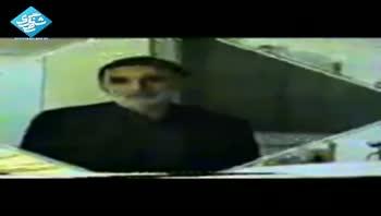 فیلم لحظه شهادت سید مجتبی علمدار