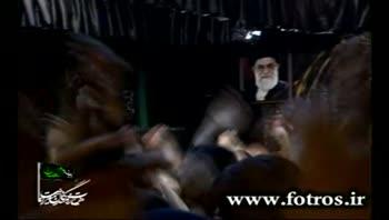 فاطمیه 92-رضا هلالی و محمود کریمی   شور شب سوم