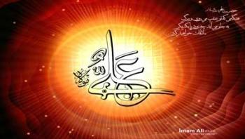 میلاد امیر المومنین-حاج محمود کریمی-تموم دنیا یه طرف