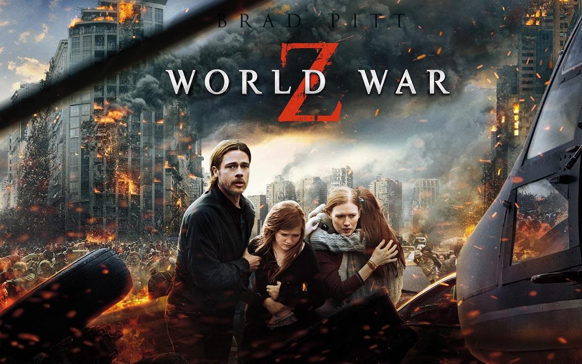 Image result for فیلم جنگ جهانی زد