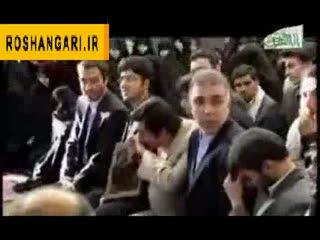 دیدار رهبر انقلاب با خانواده شهدا - کردستان1