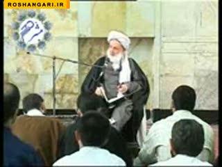 انس با قبر در سخنان آیت الله مجتهدی تهرانی