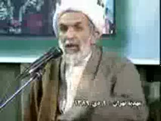 سخنرانی حجة الاسلام مهدی طائب در 9 دیماه 89 - قسمت دوم