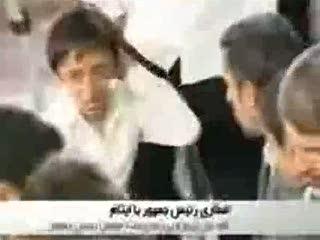 افطاری رئیس جمهور با ایتام