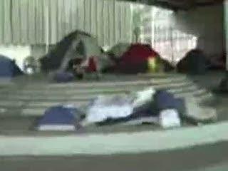 بی خانمانی در آمریکا