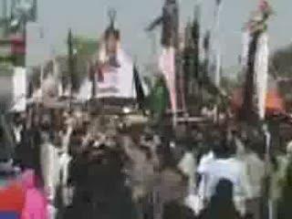 عزاداری عاشورای حسینی در پاکستان