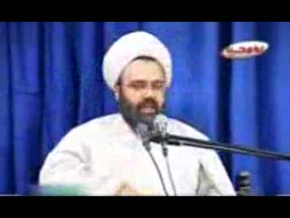 سخنان حجت الاسلام دانشمندخطاب به وهابي ها