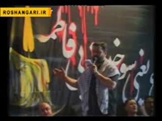 از آسمون دو چشمم ابر گریه می باره / محمود کریمی