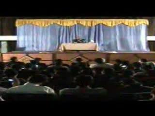 سخنرانی استاد رحیم پور ازغدی درباره خود بزرگ بینی