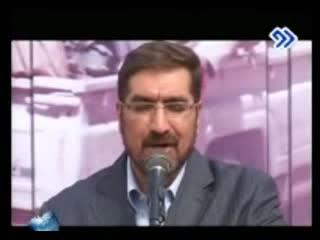 استاد حسن عباسی در جمع رزمندگان تيپ 15 امام حسن مجتبی (ع)