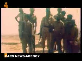 تصاوير منتشر نشدهاي از خبرنگار جاويدان اثر