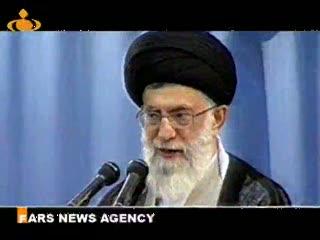 رهبر معظم انقلاب: جمهوري اسلامي روز به روز ريشهدارتر و قويتر مي شود