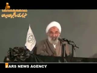 خاطره گوئي حجتالاسلام راشد يزدي درباره مقام معظم رهبري