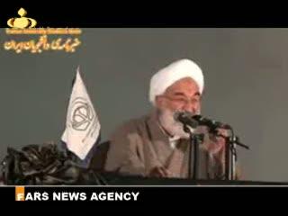 خاطره گوئي حجتالاسلام راشد يزدي درباره مقام معظم رهبري_2