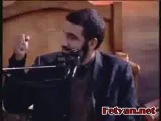 فیلم روایتگری حاج حسین یکتا در جلسه محرم هیئت فاطمیون_3