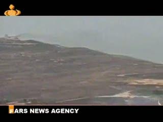 تصاويري از حمله ارتش رژيم صهيونيستي به مناطق جنوب لبنان