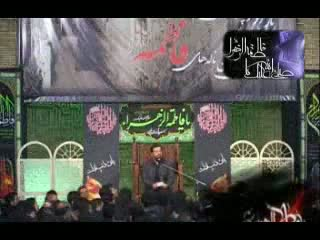 من رفتنی هستم دگر کاری نداری/شهادت حضرت زهرا(س)/محمود کریمی