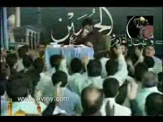 حدادیان/در سامره بر پا شده قیامت
