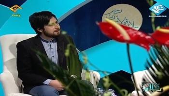 حضور حامد زمانی در برنامه هفت سلام - بخش دوم