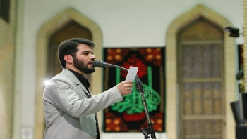 شب اول فاطمیه 93 - میثم مطیعی - حسینیه امام خمینی - شهیدِ حیدر زهرا(س)