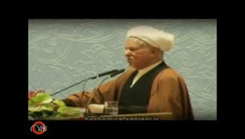 گزارش خبری روزنه 104  تغییر مواضع آیت الله !