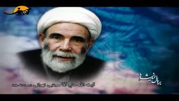 امتحان در دنیا زندگی در آخرت - آیت الله حاج آقا مجتبی تهرانی (ره)