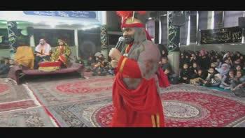 تعزیه حضرت عباس تاسوعا (۱۳۹۲) فردو