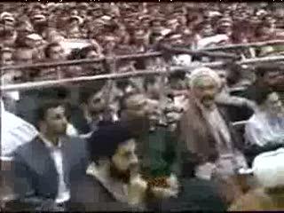 دیدار رهبر انقلاب اسلامی با بسیجیان استان قم-قسمت دوم