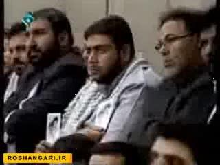 دیدار رهبر انقلاب اسلامی با دانش آموزان-2