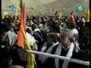 دیدار رهبر معظم انقلاب با 110 هزار بسیجی در روز عید غدیر-2