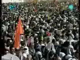 دیدار رهبر معظم انقلاب با 110 هزار بسیجی در روز عید غدیر-3
