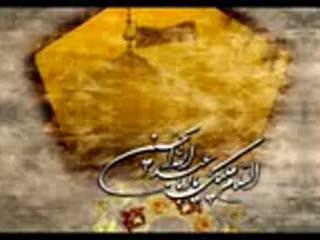 سوز هشتم-حضرت علی اکبر(ع)