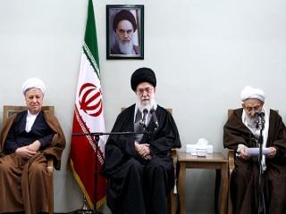 بیانات رهبر انقلاب در دیدار با اعضای مجلس خبرگان