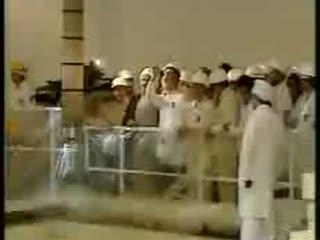 آغاز سوخت گذاری در نیروگاه اتمي بوشهر