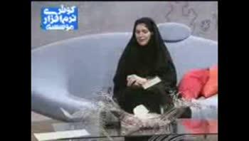 سهیلا آرین زن امریکایی تازه مسلمان شده