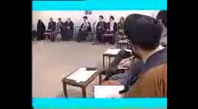 انتقاد رهبری از وزارت علوم دولت خاتمی - آذر ماه سال 81