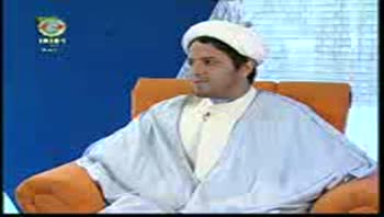 گفتگو تلویزیونی حجت الاسلام آهنگران شبکه جام جم