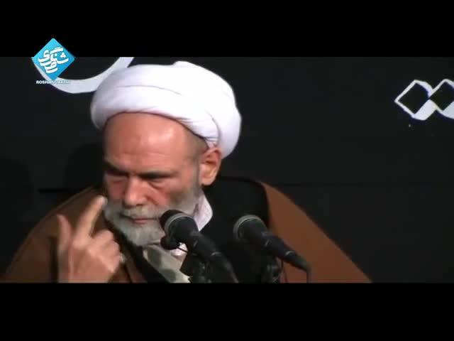 طلب یاری امام حسین(ع) در راه حفظ دین - حاج آقا مجتبی تهرانی (ره)