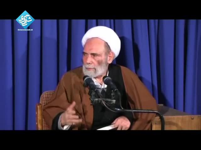 تجلی غیرت در حرکت امام حسین (ع) - حاج آقا مجتبی تهرانی (ره)