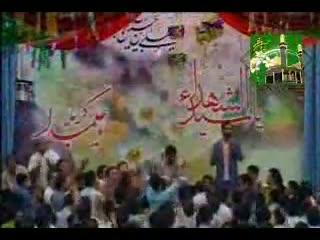 میلاد امام حسین (ع) / محمد حسین حدادیان