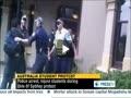 ضرب و شتم دانشجویان توسط پليس استراليا