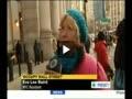 تظاهرات مسلمانان آمريكا