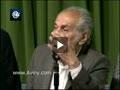 شعر خوانی حبیب چایچیان در دیدار شعرای آئینی با رهبر انقلاب