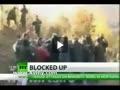 تظاهرات ضد دولتی دانش آموزان در لندن